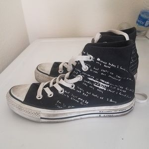 Limited Edition Nirvana Converse